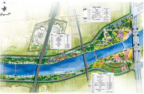 忻州老城平面图